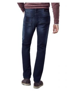 Pioneer Storm Selected - Straight Fit Jeans - Dark Used With Buffies - Hinten