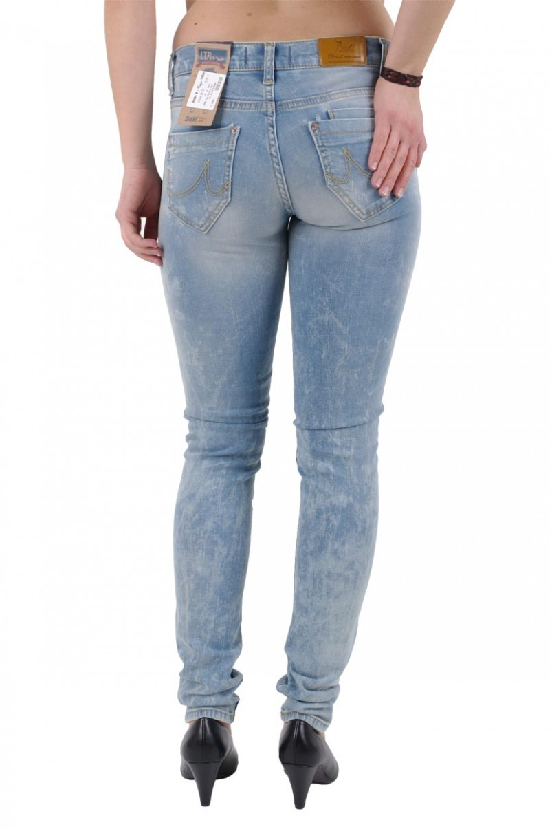 LTB Diane Jeans - Super Slim - Fontaine