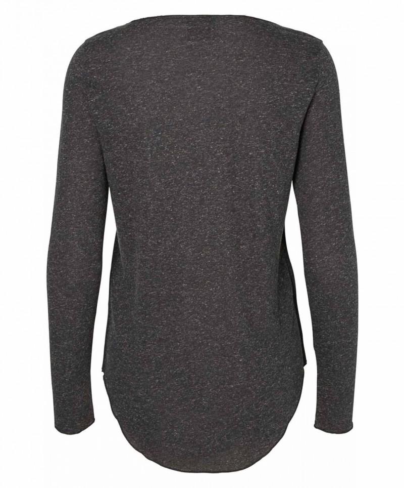 VERO MODA LUA - Langarm Shirt - Schwarz