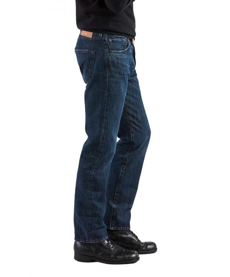 Levi's 501 Jeans - Original Fit - Copper Tin