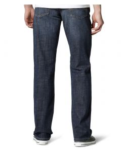 Mustang Big Sur Jeans - Comfort Fit - OLD BRUSHED - Hinten