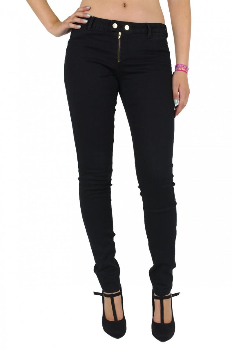 Vero Moda Thunder Jeans - Skinny Jegging - Black