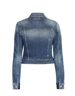 LTB Jeans Destin - Jeansjacke - Slim Fit - Pulire - Hinten