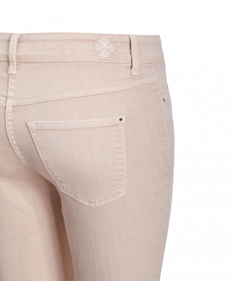 MAC DREAM SUMMER CHIC AUTHENTIC Jeans - Pale Apricot