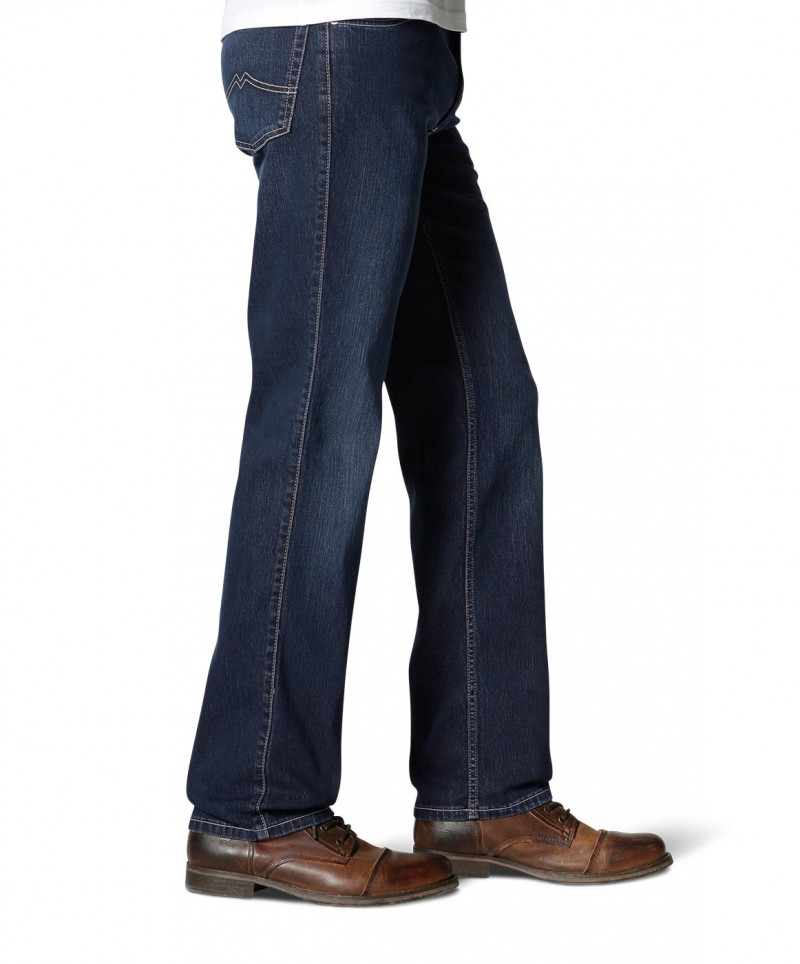Mustang Tramper Jeans - Slim Fit - Old Stone Used