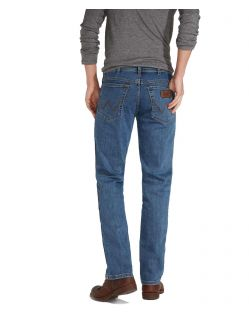 Wrangler Texas Stretch - Regular Fit - Stonewash - Hinten