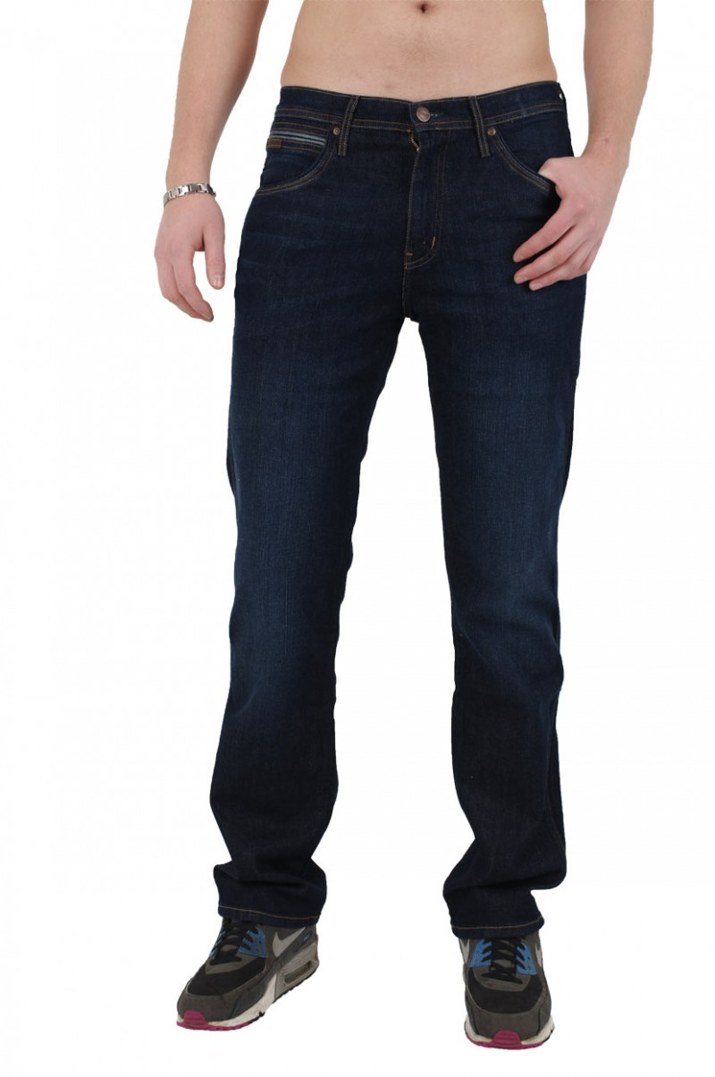 Wrangler Arizona Stretch Jeans Windsor Blues v