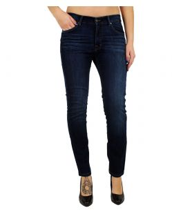 Angels Skinny Jeans - Sweat Denim - Dark Used