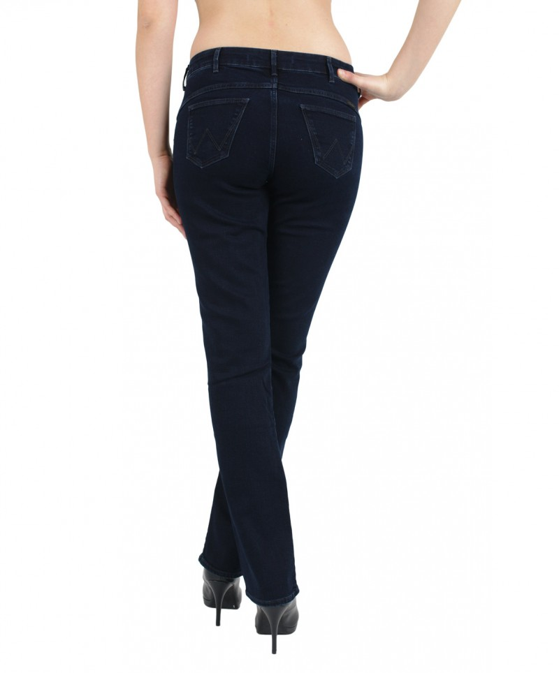 WRANGLER SARA NARROW Jeans - Moonlight