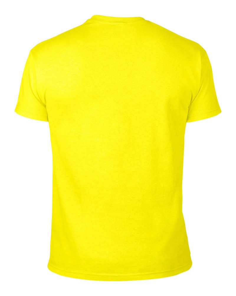 Anvil T-Shirt - Heavyweight - Neon Yellow