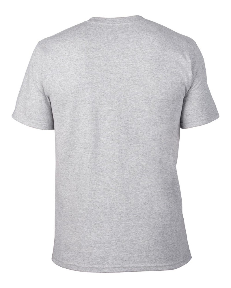 Anvil T-Shirt - Heavyweight - Heather Grey