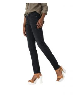 HIS MONROE Jeans - Skinny Fit - Advanced Black