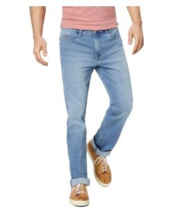 Paddock's Ranger - Regular Slim-Fit Jeans in Bleached Used
