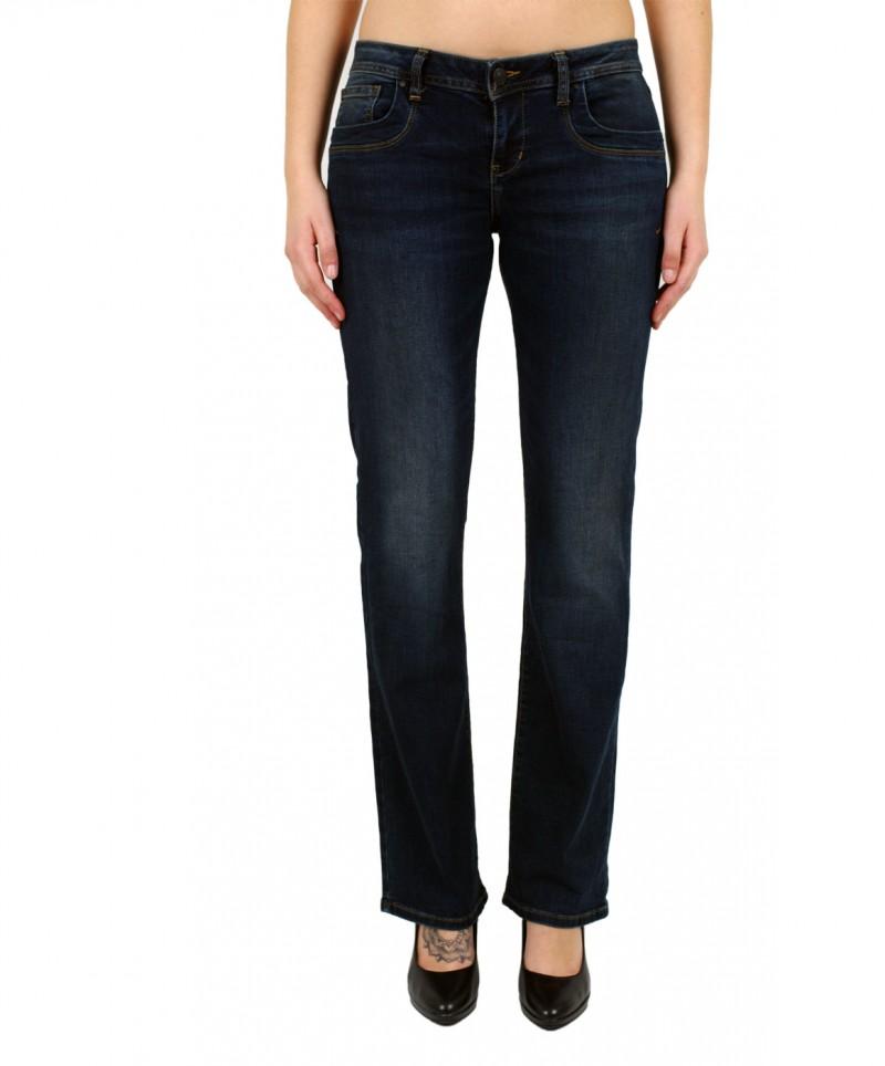 ltb valerie jeans slim fit bootcut malena wash. Black Bedroom Furniture Sets. Home Design Ideas