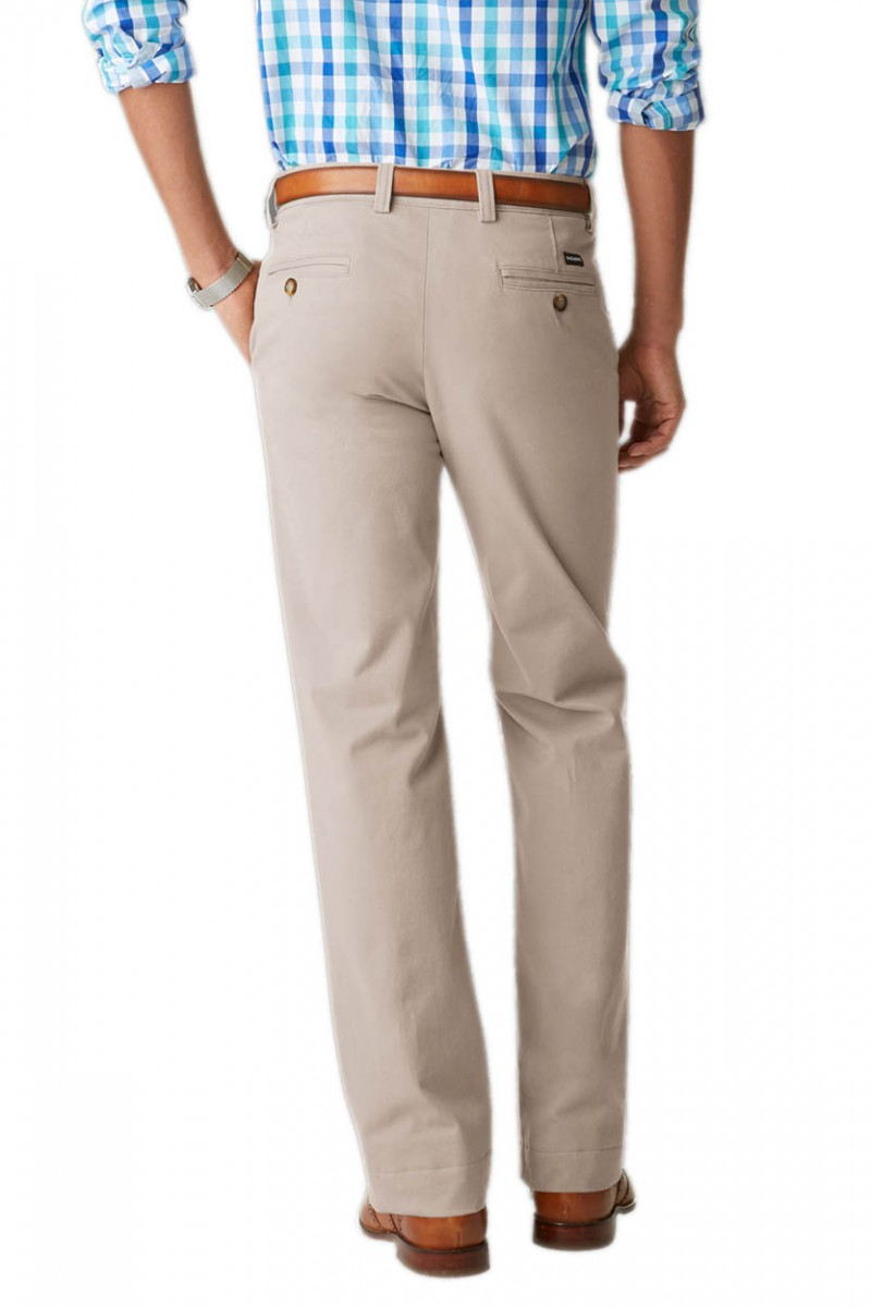 Dockers Hose - D1 Stretch Twill - Sack Cloth