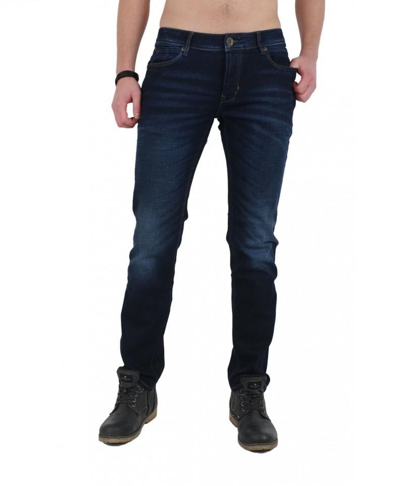 GARCIA TITO Jeans - Slim Leg - Blue Hvy Used