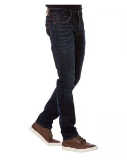 Cross Jeans Johnny - Slim fit Jeans im dunklen Used-Look