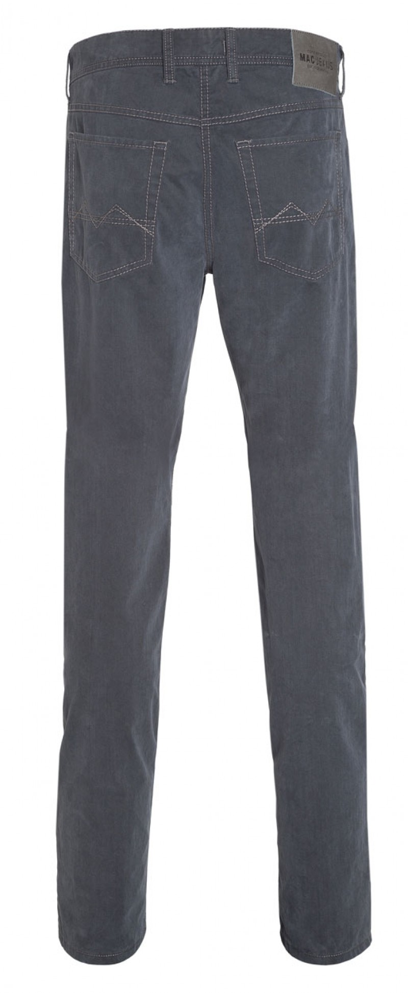 MAC ARNE Hose - Modern Fit - Grey Stone