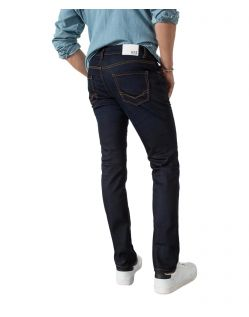 HIS CLIFF - Slim Fit Jeans - Pure Rinse Wash - Hinten