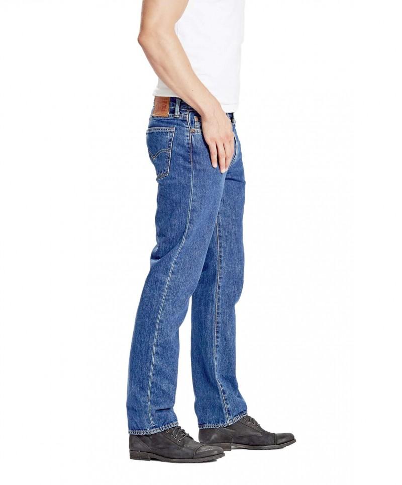 LEVI'S 514 Jeans - Straight Leg - Stonewash
