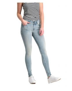 Garcia Rachelle - Super Slim-Fit-Jeans in hellblau