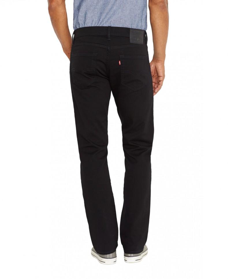 Levis 504 Jeans - Straight Leg - Moonshine