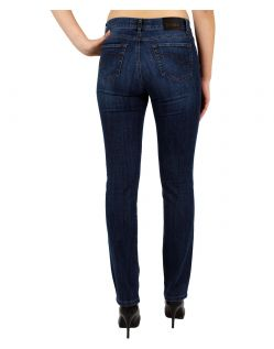 Angels Cici Jeans - Dark Used Buffi - Hinten