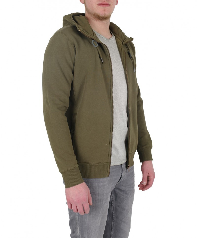 GARCIA Paolo - Sweatjacke - Base Army