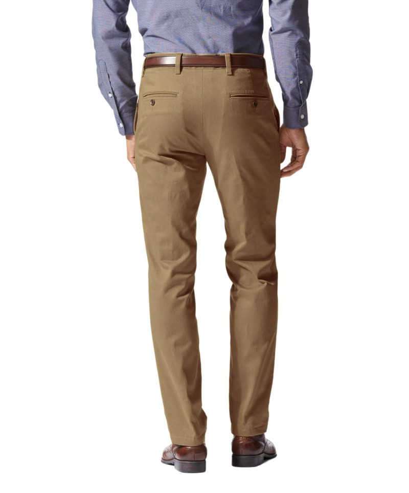 DOCKERS MARINA - Extra Slim - New British Khaki
