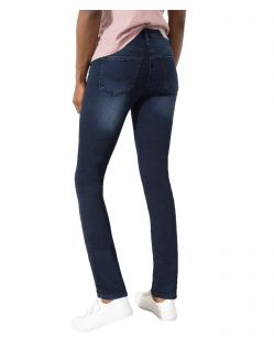 HIS MARYLIN Jeans - Slim Fit - Advanced Blue Black Wash - Hinten