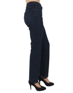 Angels Dolly Jeans - Straight Leg - Dark Washed s