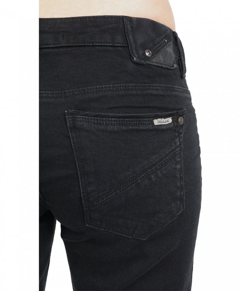 GARCIA RIVA Jeans - Straight Leg - Schwarz