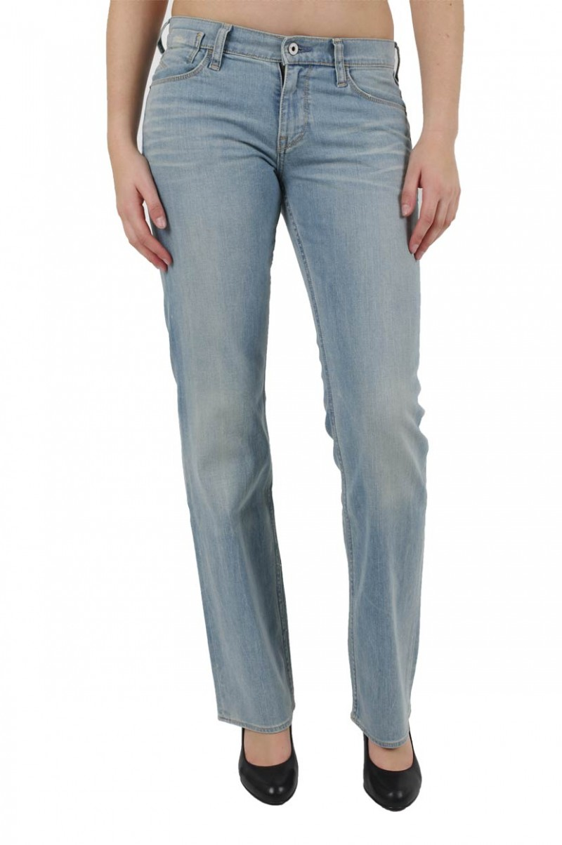 Mustang Girls Oregon Jeans - Light Bleached
