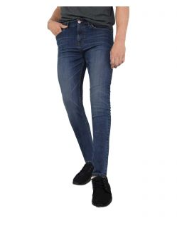 HIS ELLIOT - Tapered Fit Jeans - Pure Dark Blue