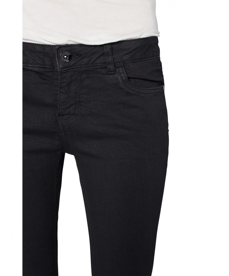 7091ac4e8ebaaa ... Colorado Damen Skinny - Tight Fit - Schwarz ...