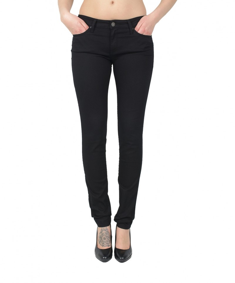 Mavi Nicole Jeans - Super Skinny - Black Dream Comfort