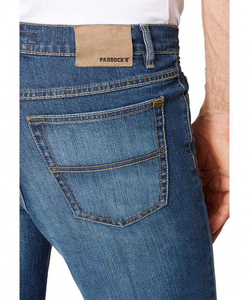 Paddocks Ranger Jeans - Blue Medium Stone Used