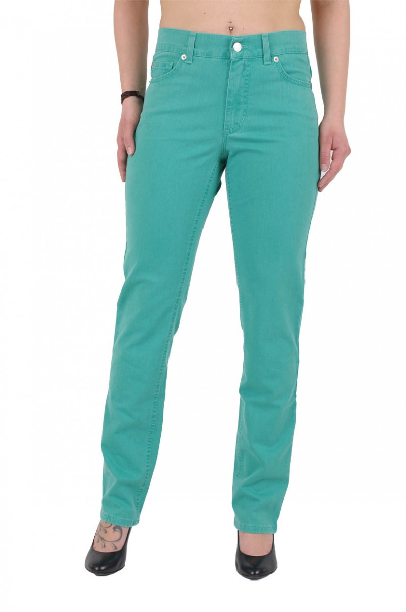 Angels Cici Jeans - Regular Fit - Jade