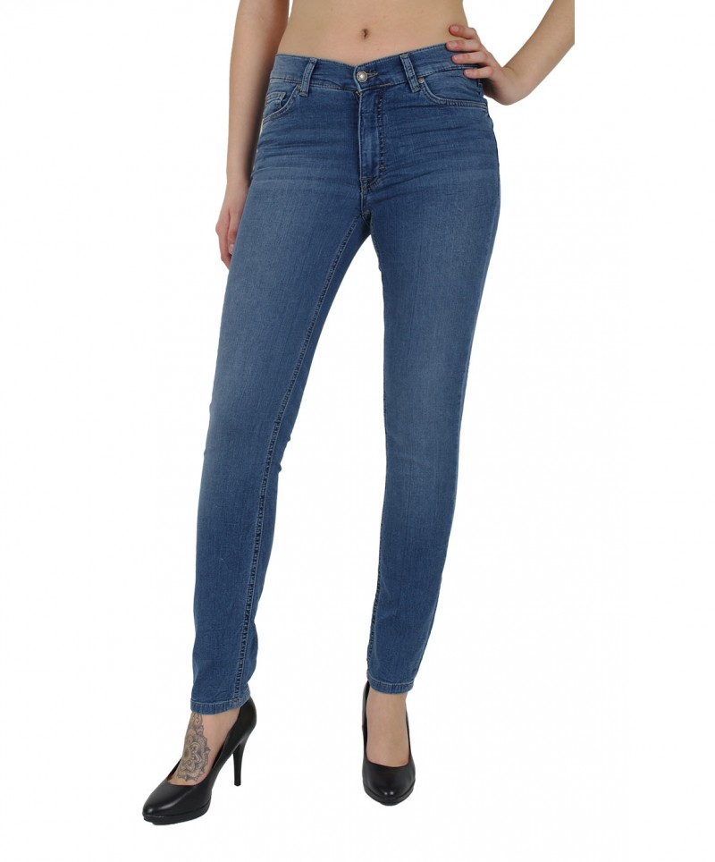 Angels Skinny Jeans - Sweat Denim - Modern Skinny - Superstone