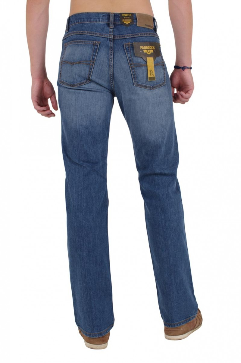 Paddocks Carter Jeans blue medium stone used