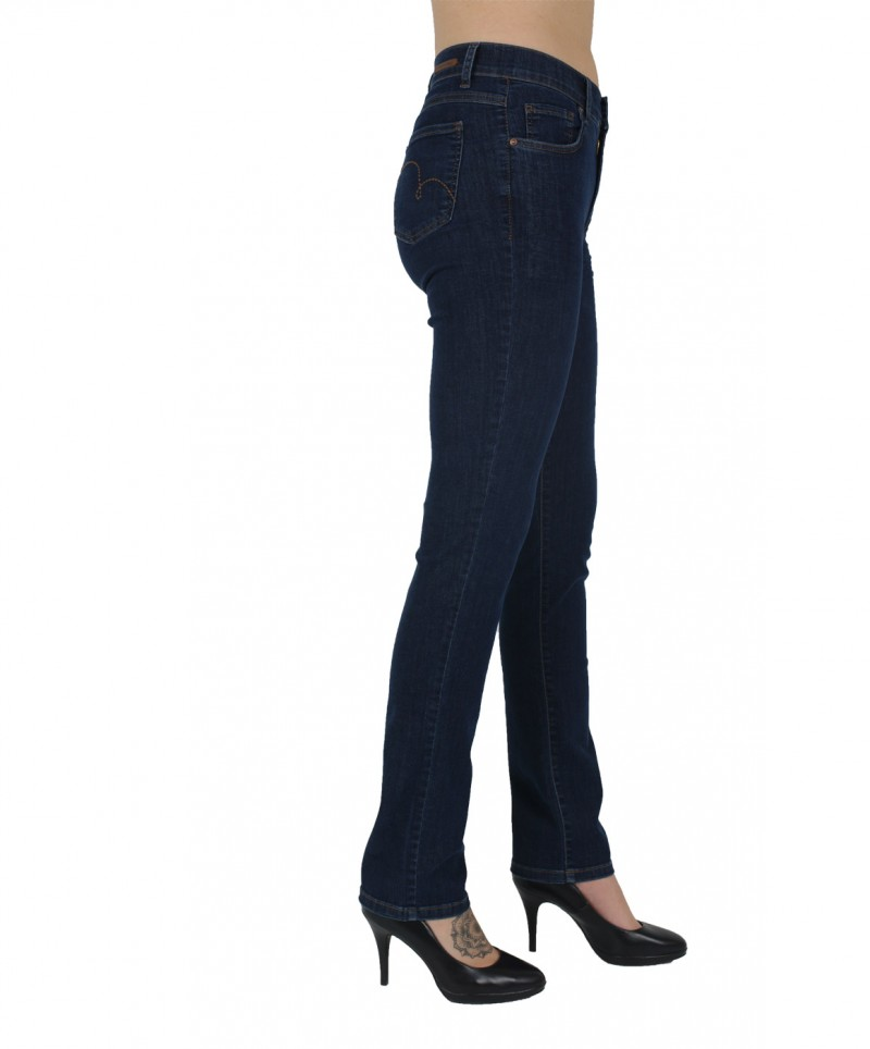 Angels Cici Jeans- Regular Fit - Stone