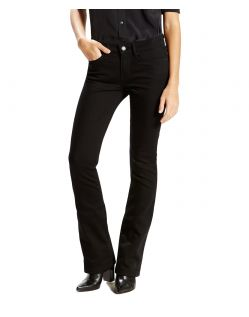 LEVI'S 715 Bootcut Jeans - Slim Fit - Black Sheep
