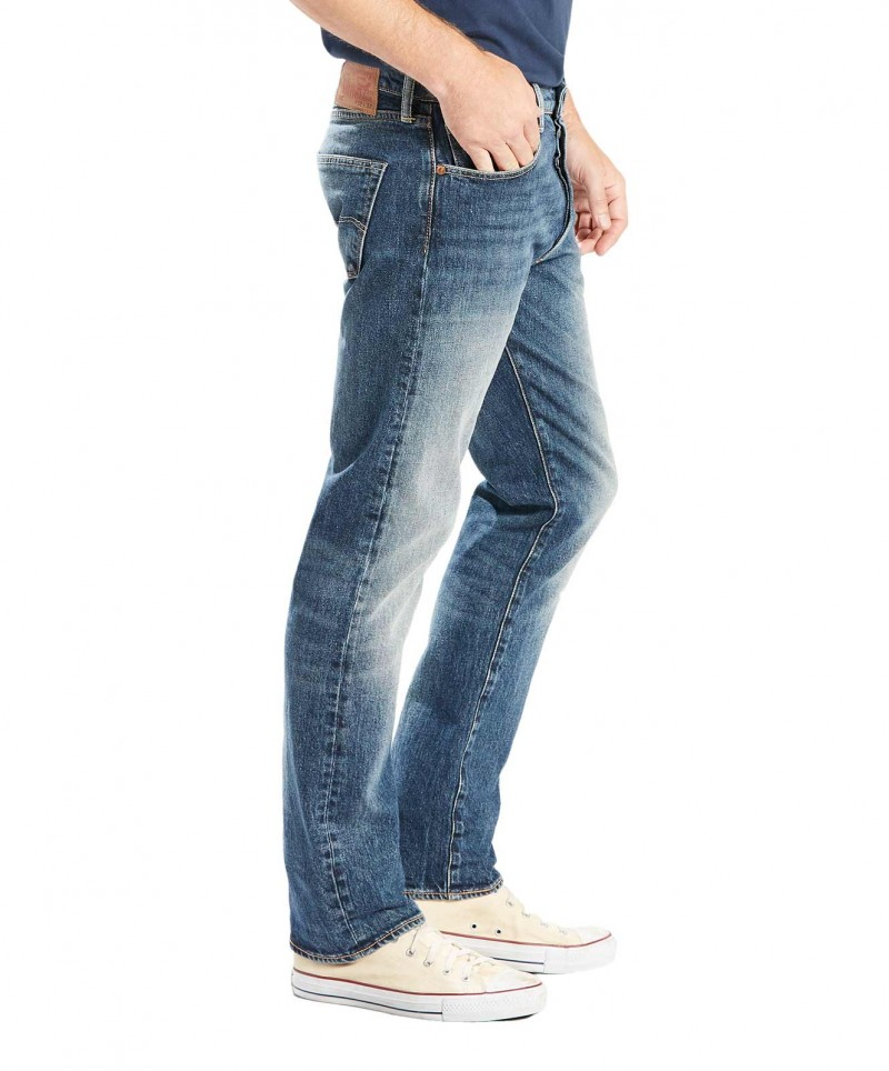 Levi's 501 Jeans - Original Fit - Copper Tin