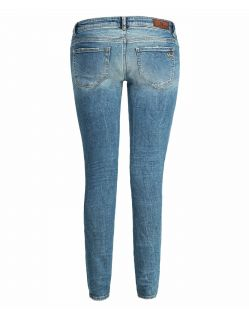 LTB MINA - Super Slim Fit Jeans - Henrietta - Hinten