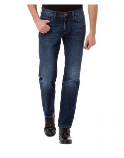 CROSS Jeans Antonio - Slightly Tapered - Dark Mid Blue