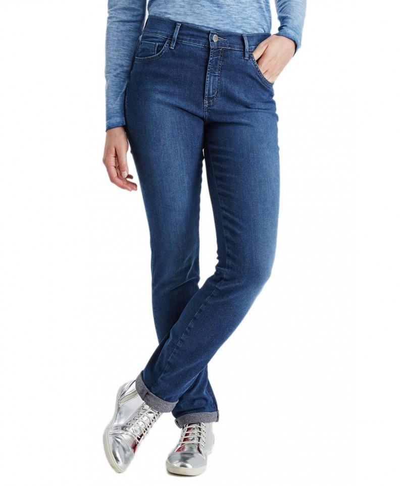 PIONEER KATE Jeans - Regular Fit - Blue Stone Used