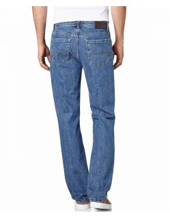 Pioneer Jeans Rando - Straight Leg - 9125 - Stone - Hinten