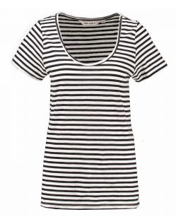 Garcia Elena - Loose Fit - Stripe White