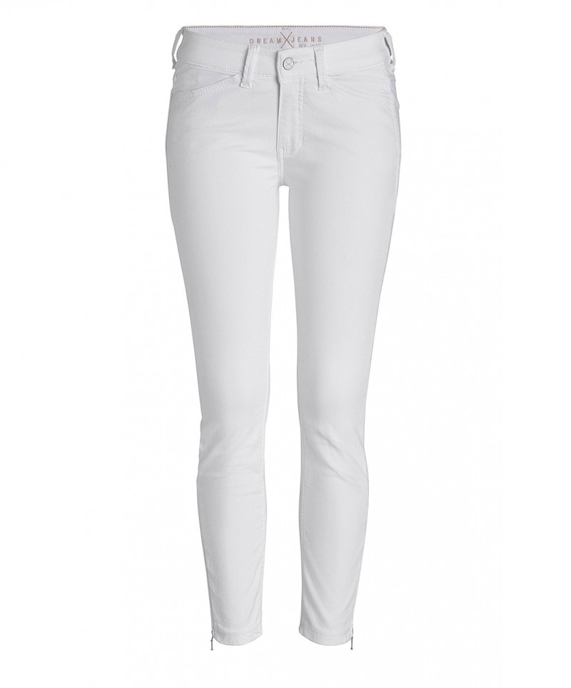 ziemlich billig offiziell niedrigerer Preis mit Mac Dream Summer Chic Jeans - White Denim