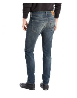 LEVI'S 512 Jeans - Slim Taper Fit - Captain Patrick - Hinten